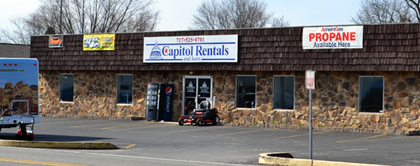 Capitol Rentals and Sales